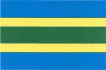 Vlajka Unhošť