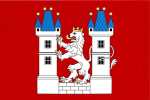 Vlajka Velvary