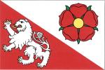 Vlajka Veselí nad Lužnicí