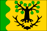 Vlajka Zádub-Závišín