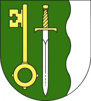 Znak Albrechtice nad Vltavou