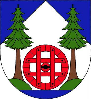 Znak Albrechtice v Jizerských horách