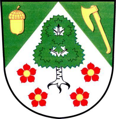 Znak Březina (dříve okres Blansko)