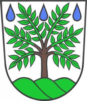 Znak Deštné v Orlických horách