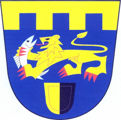 Znak Hamr na Jezeře