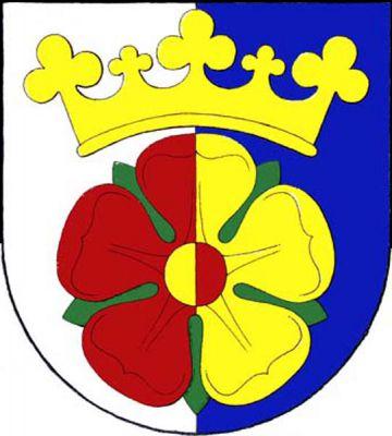 Znak Hrdějovice