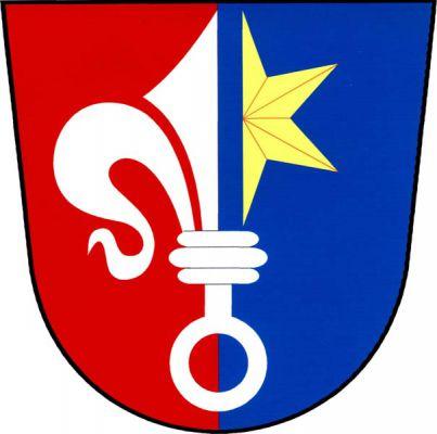 Znak Jiřice u Miroslavi