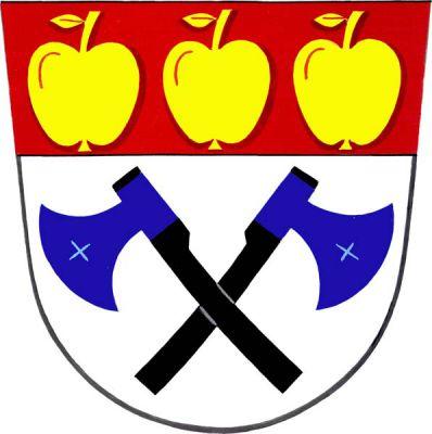 Znak Křižanovice u Vyškova