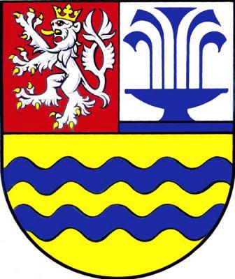 Znak Lázně Toušeň