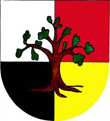 Znak Leskovec nad Moravicí