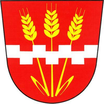 Znak Měrovice nad Hanou
