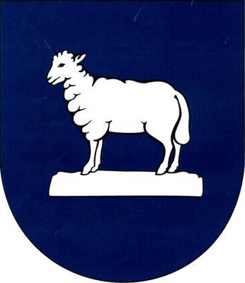 Znak Modrá