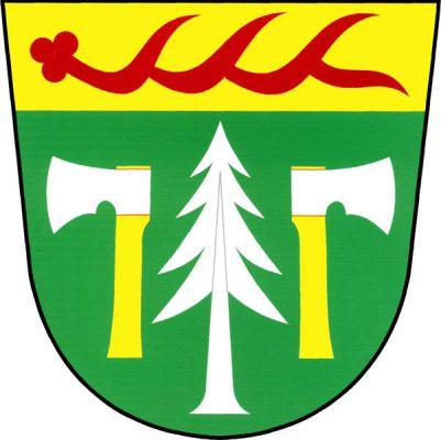 Znak Oldřichov v Hájích