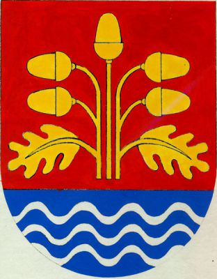 Znak Ostrožská Nová Ves
