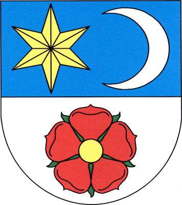 Znak Rožmitál na Šumavě