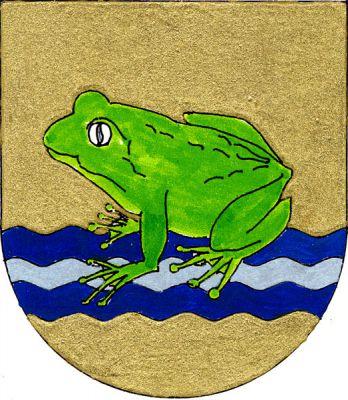 Znak Žabovřesky nad Ohří