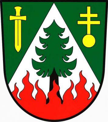 Znak Žárovná