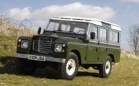 Rover Series III