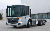 Mercedes Benz Econic