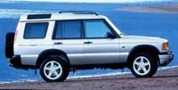 Rover Discovery Series II